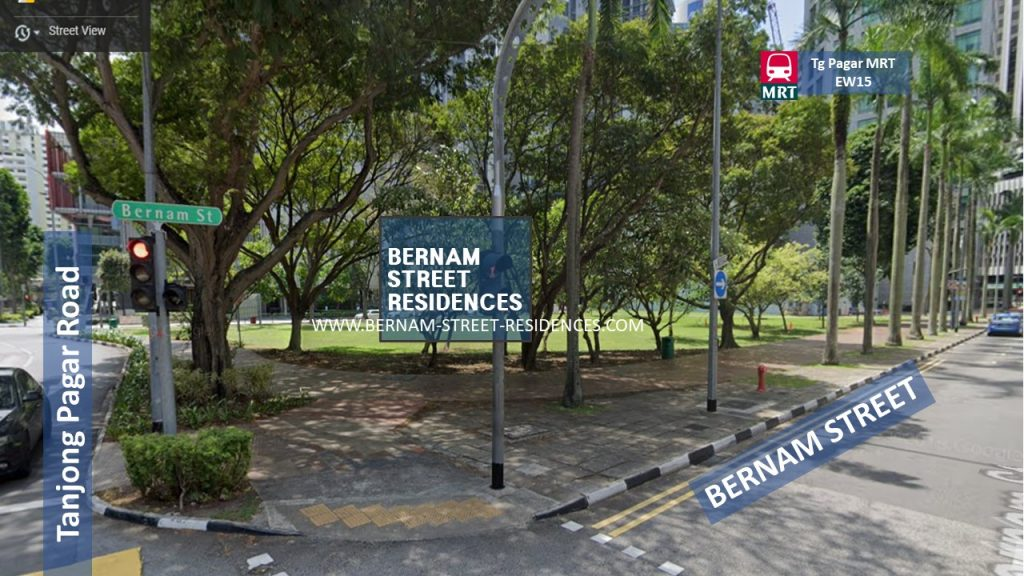 Bernam-street-residences-Singapore-Site-map